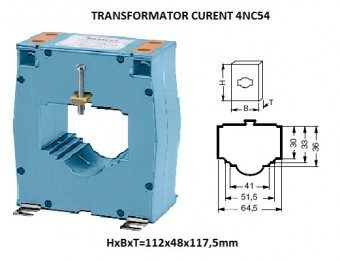 4NC5431-2CH20 reductor curent 1000/5